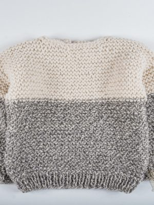"""Pugas.lt """"Vilnonis kūdikio megztinis"""""""