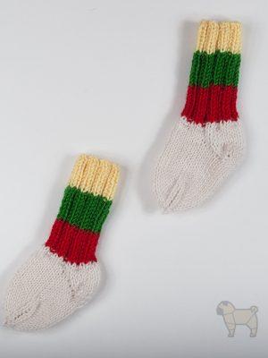 """Pugas.lt """"Mažo patrioto kojinytės"""""""