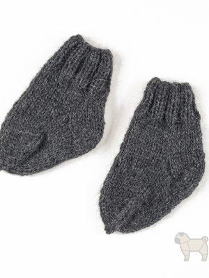 """Pugas.lt """"Tamsiai pilkos kojinės"""""""