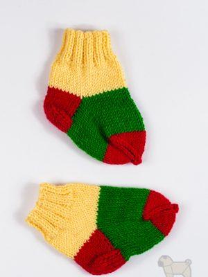 """Pugas.lt """"Trispalvės kojinės"""""""